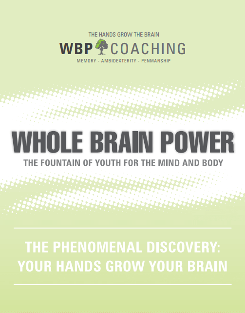 Whole Brain Power – Michael J. Lavery