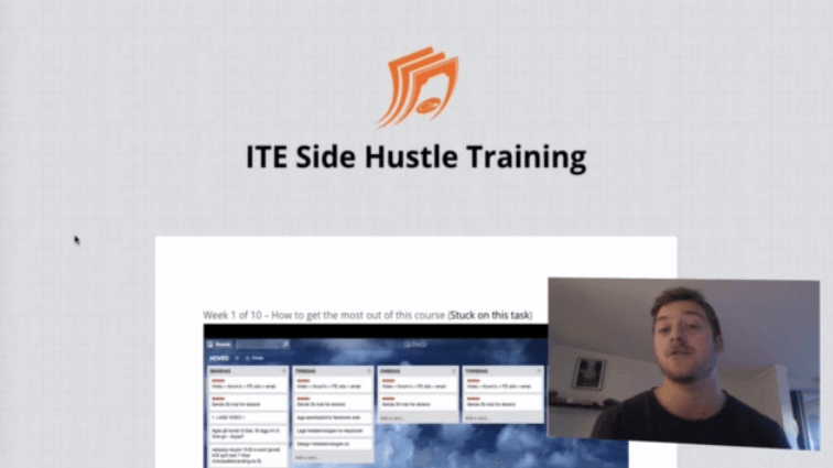 Side Hustle Course - Start and Grow Your Marketing Agency