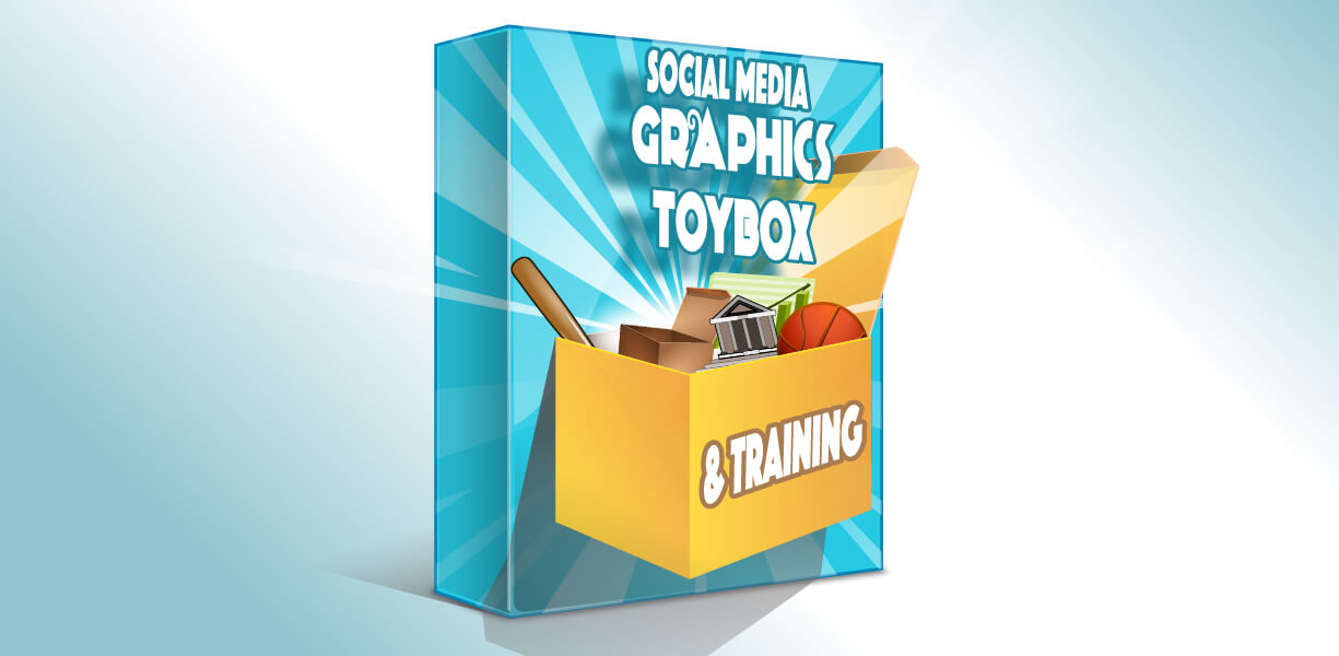 Social Media Graphics Toybox