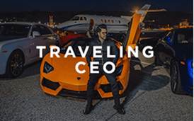 Traveling CEO