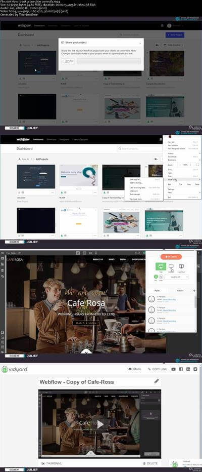 Building Templates for WordPress Using Webflow no coding